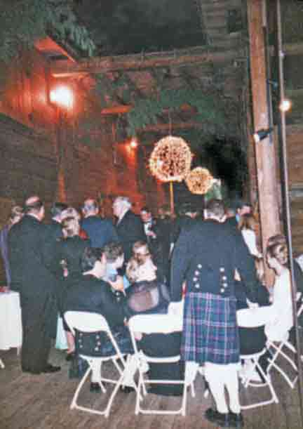 Scottish Tradition Well Represented At My Maine Weddings