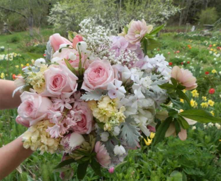 2015 Alda\'s Storied Maine Wedding Flower Celebrations