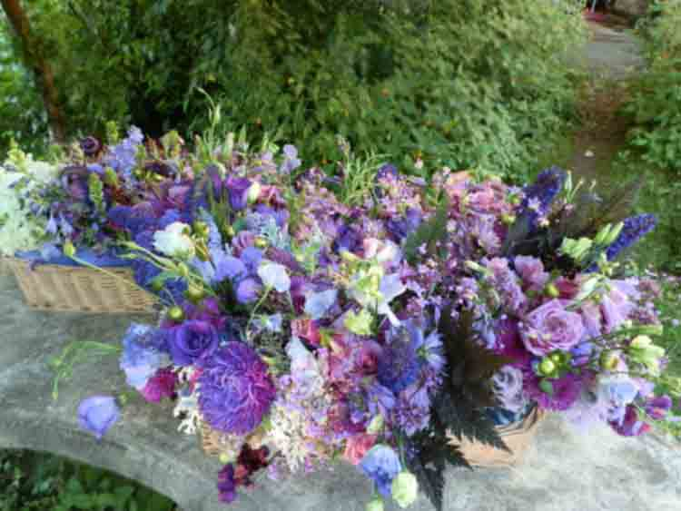 2015 Alda\'s Storied Maine Wedding Flower Celebrations